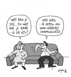 Non-verbale-communicatie